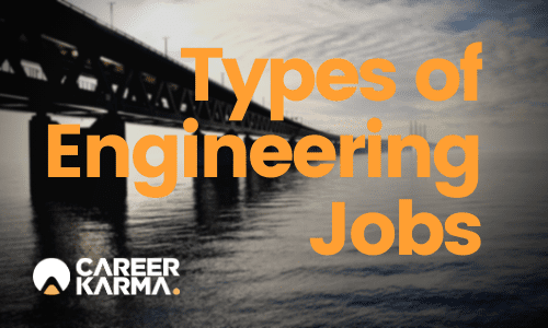 types of engineering jobs
