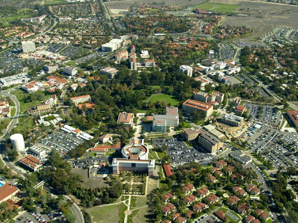 UC Irvine Bootcamp Campus