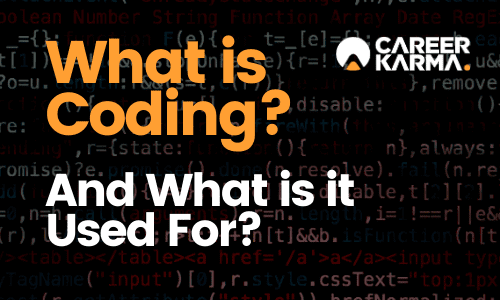 What is Coding and What is Coding Used For?