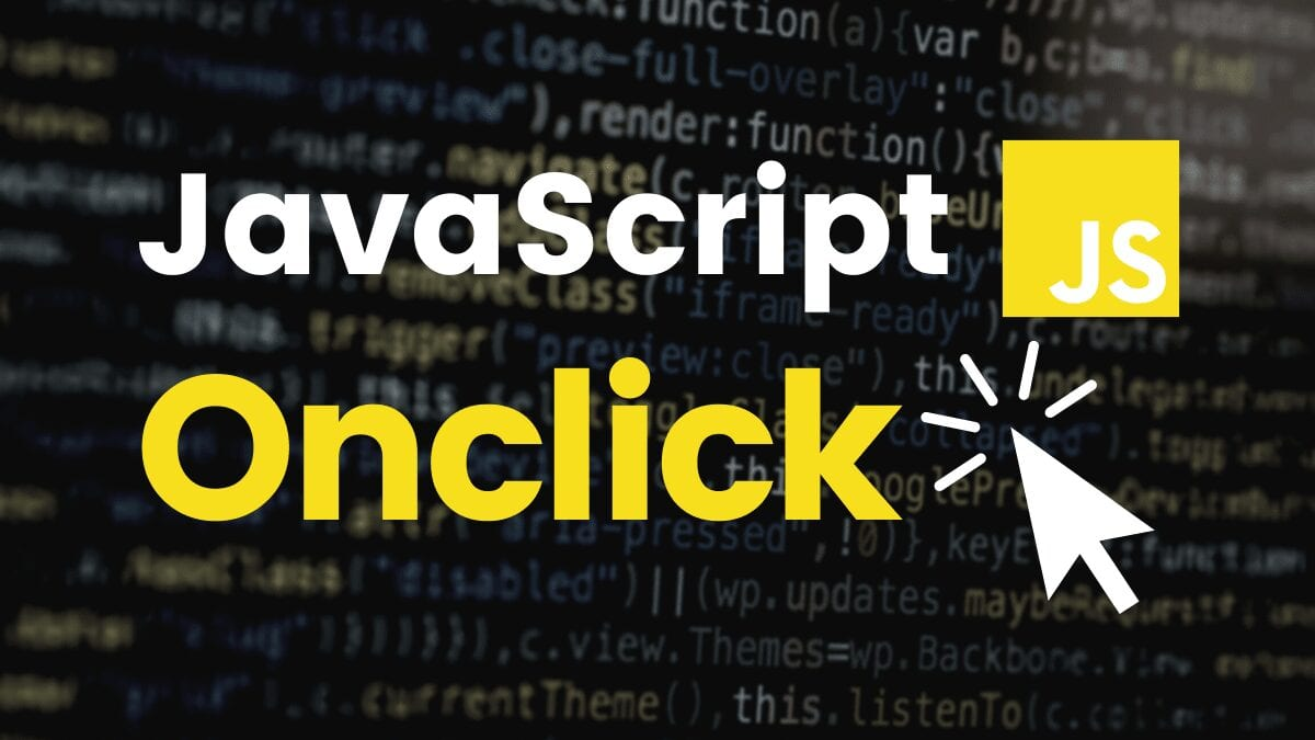 JavaScript Onclick