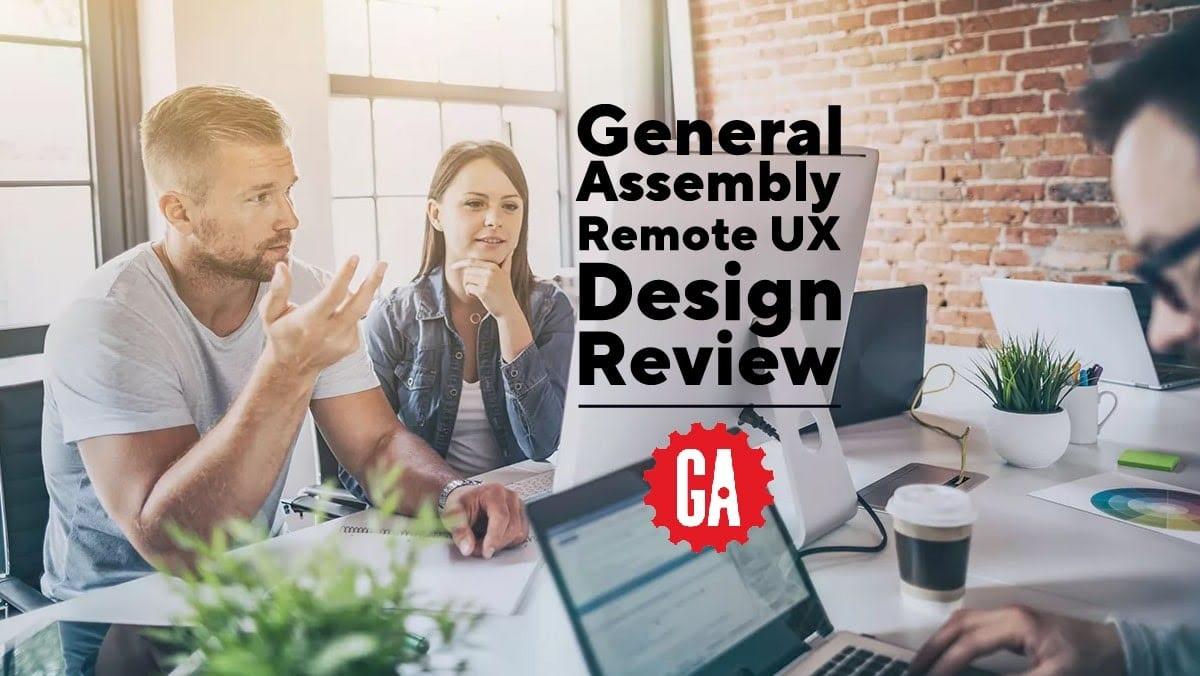General Assembly Ux Design Online Career Karma