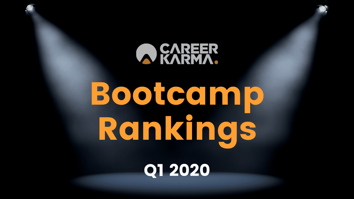 Top Bootcamp Rankings: First Quarter 2020