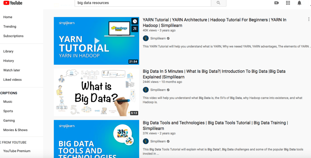 How to Learn Big Data: Find the Best Big Data Courses and Training Online