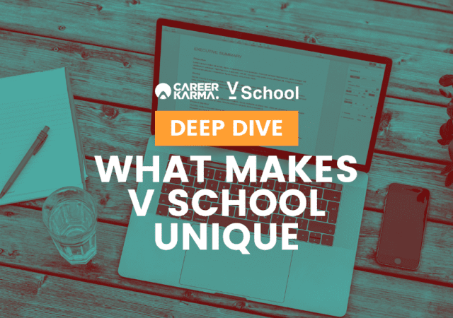 Deep Dive: What Makes V School Unique