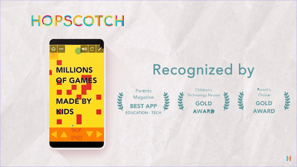 Hopscotch Review: A Great Coding App for Kids